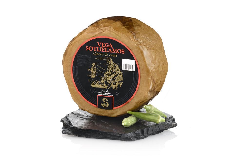queso oveja añejo envejecido en manteca