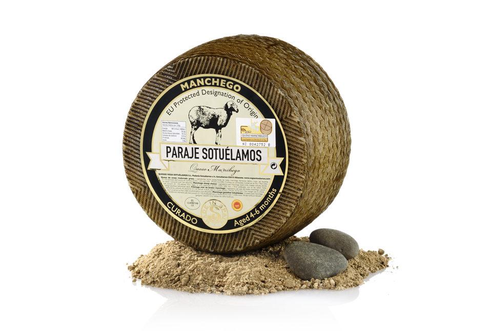 vegasotuelamos queso oveja manchega curado 4-6 meses