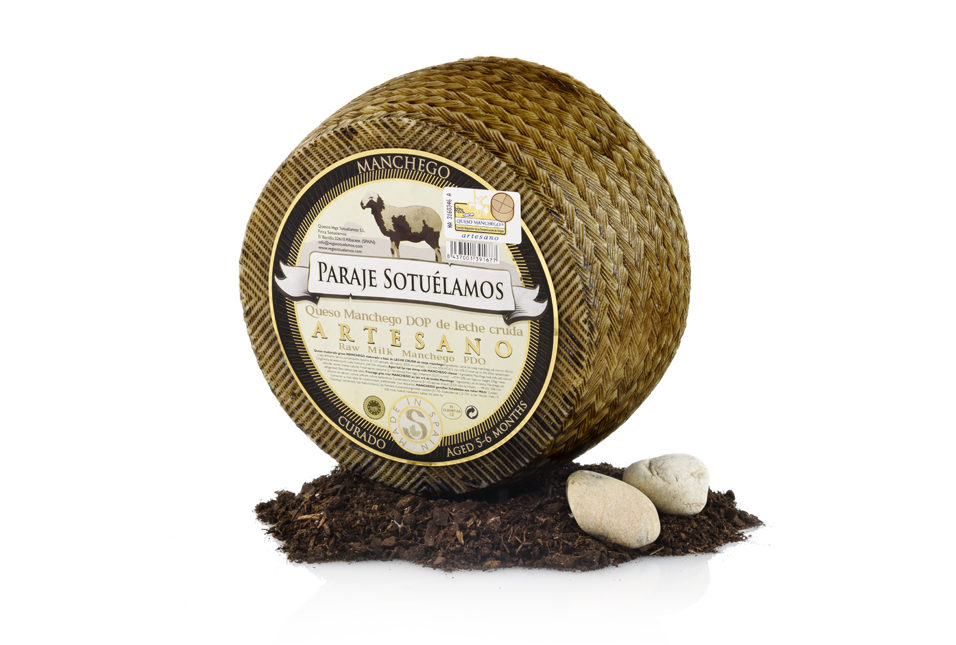 queso curado oveja manchega artesano leche cruda